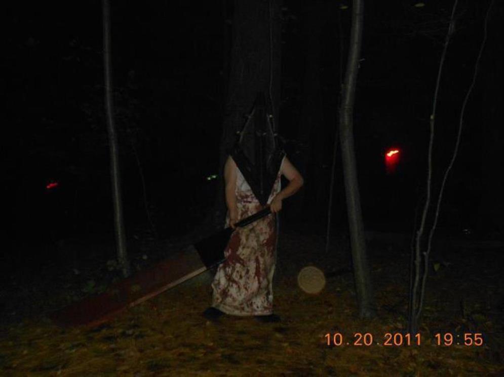 13th world rhode island haunted houses